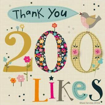 200 FB LIKES - WRAP YOUR LOVE