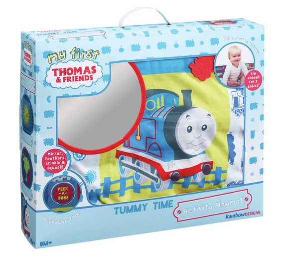 Thomas and Friends Activity Mat