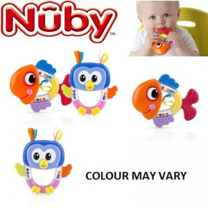 Nuby Baby Fun Teether Wrap Your Love