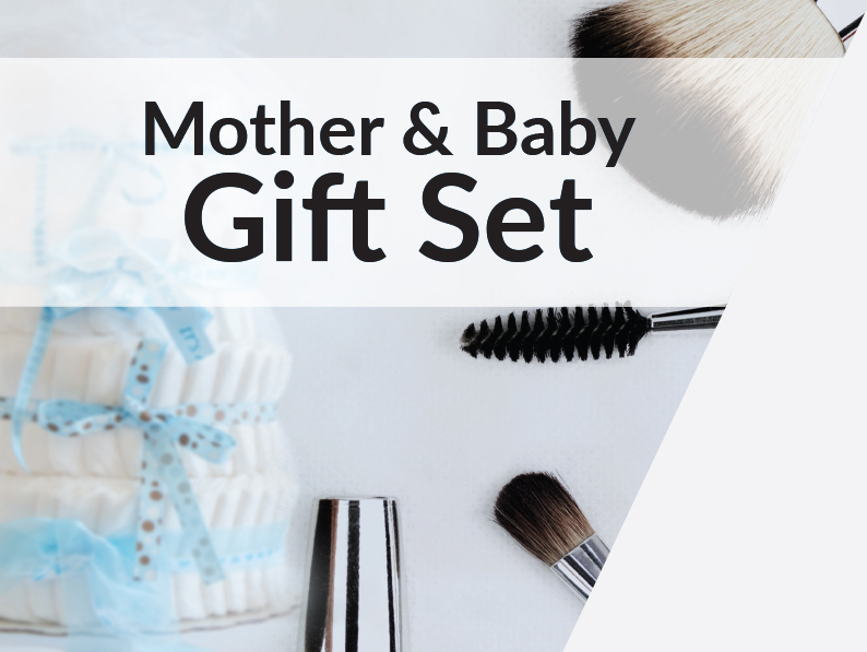 Mum and Baby Gift Set by Wrap Your Love Product