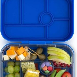Yumbox-Neptune-Blue-6-Compartments Wrap Your Love