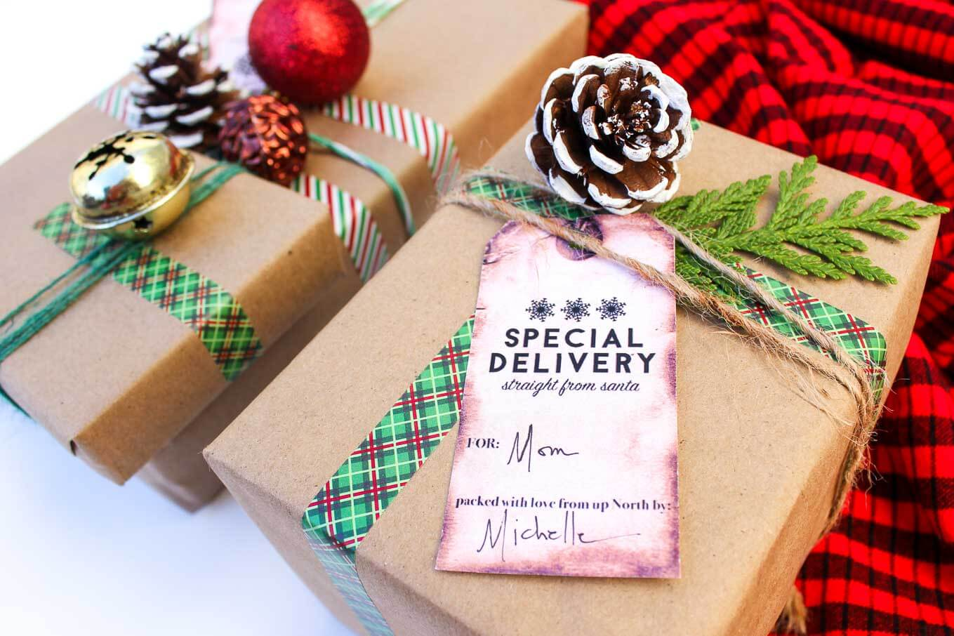Wrap Your Love - Gift Wrap and Delivery