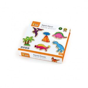 20 PIECE MAGNETIC DINOSAUR SET 1