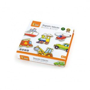 20 PIECE MAGNETIC VEHICLE SET 1