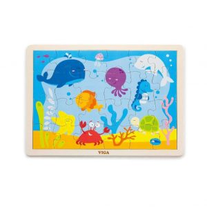 24 Piece Under the Sea Puzzle