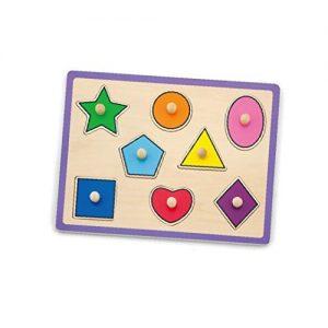 50015 Viga Shape Puzzle