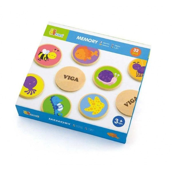 MEMORY GAME 32 PIECES 1