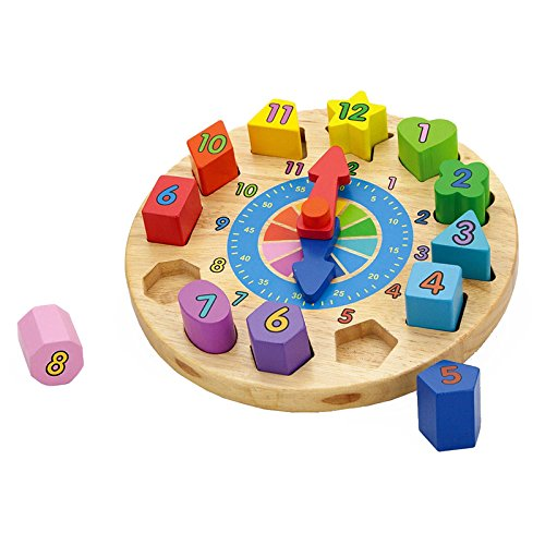 Viga Toys - 59235 - Shape Sorting Puzzle 1