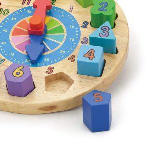 Viga Toys - 59235 - Shape Sorting Puzzle 2